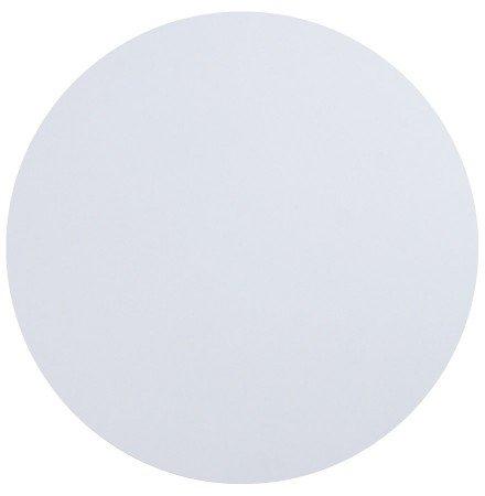Wit, rond tafelblad 'RINGO' Ø 70cm