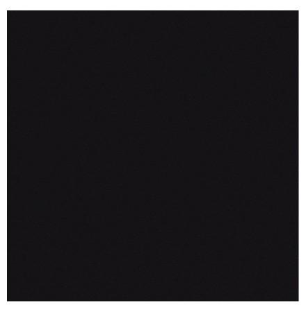 Zwart, vierkant tafelblad 'SPANO' 80x80 cm