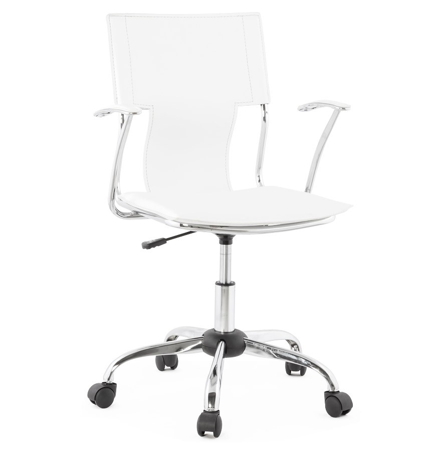 bureau stoel beveiliging wieltje