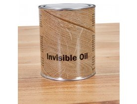 Vernis de protection pour bois massif 'OLI' mat transparent - 0,5 L