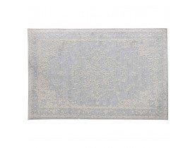 Boheems tapijt 'DAVINCI' 160/230cm grijze motieven