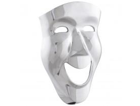 Wandmasker 'SMILE' in aluminium