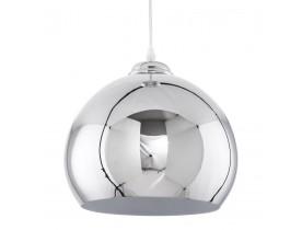 Bolvormige, metalen hanglamp 'STUDIO'