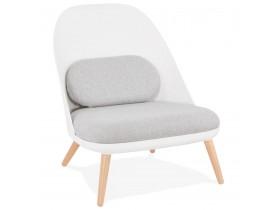 Design loungefauteuil 'TICOS' in Scandinavische stijl