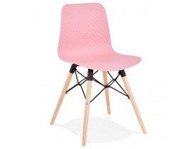 Scandinavische stoel 'TONIC' roze design