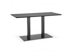 Design tafel / bureau 'ZUMBA' zwart - 150x70 cm