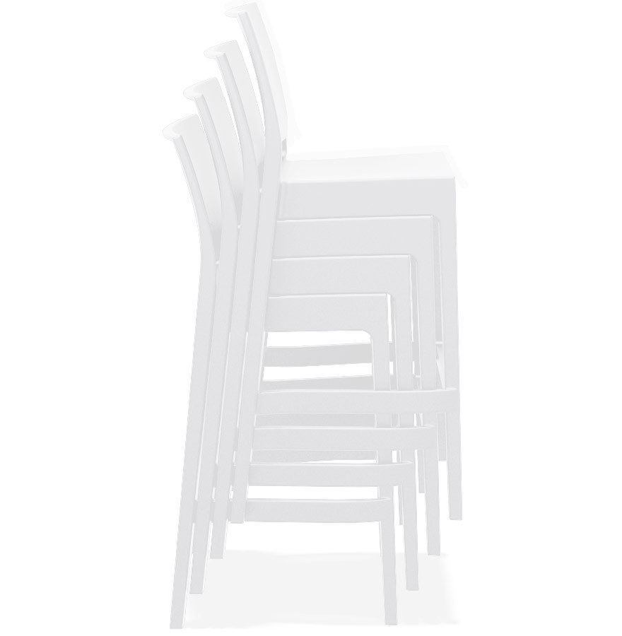 Clara Wit Design Binnenbuiten Barkruk Voor Kruk hdxtQrsC