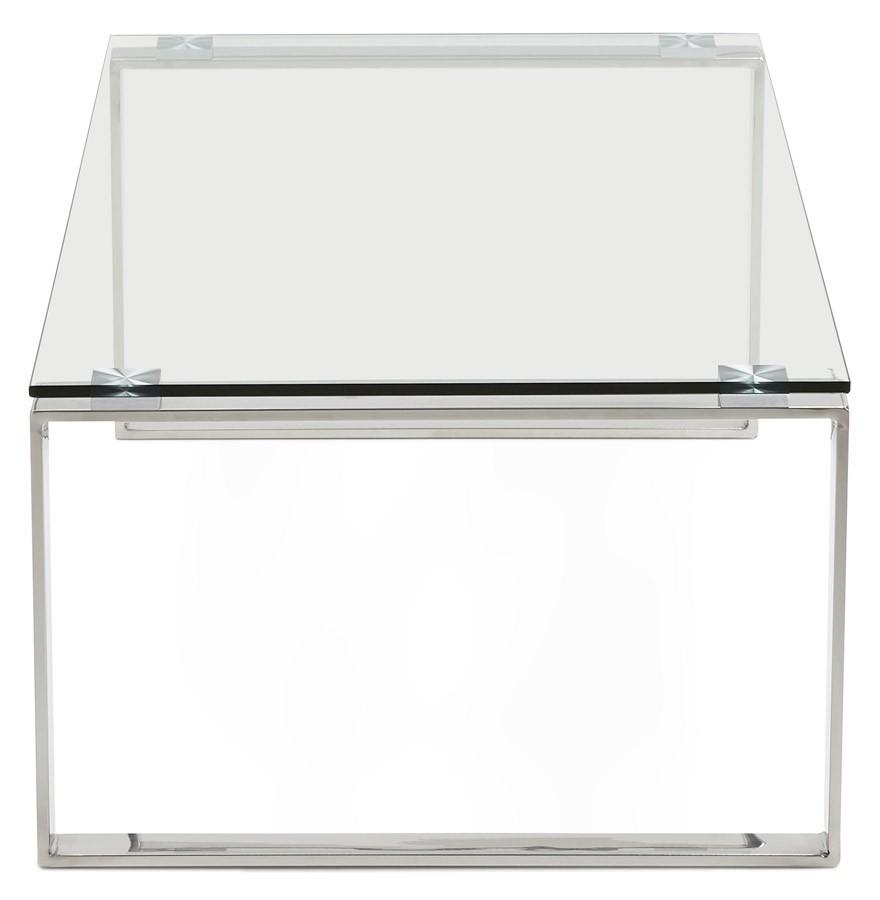 Salontafel In Glas.Lage Salontafel In Glas Nebraska Designtafel