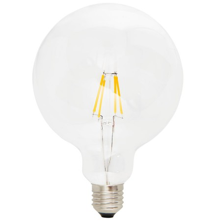 Vintage gloeilamp 'BUBUL LED BIG' met led