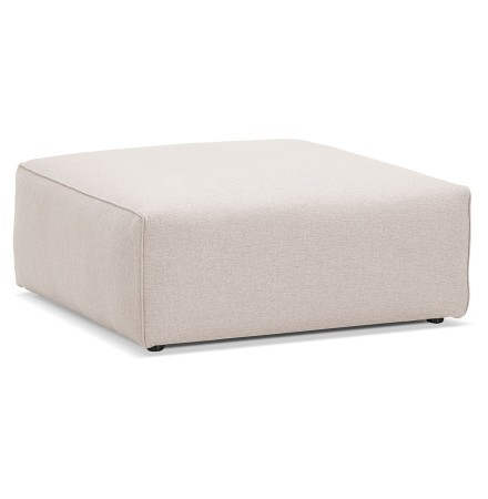 Design bankpoef 'CANYON ONE' beige