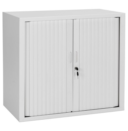 Kleine 'CLASSIFY' kantoorkast - grijs - 72x80 cm