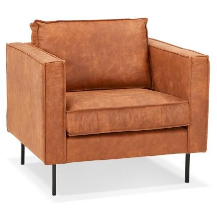 1-persoons lounge zetel 'JANE MICRO' natuurkleur