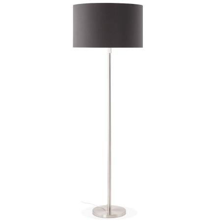 Zwarte, in de hoogte regelbare, lamp LIVING BIG - Alterego