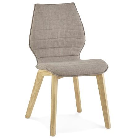 Stoffen design stoel LINDA in Scandinavische stijl - Alterego