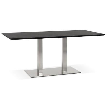 Design tafel / bureau 'MAMBO' zwart - 180x90 cm