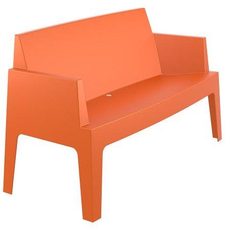 Oranje tuinbank 'PLEMO XL'