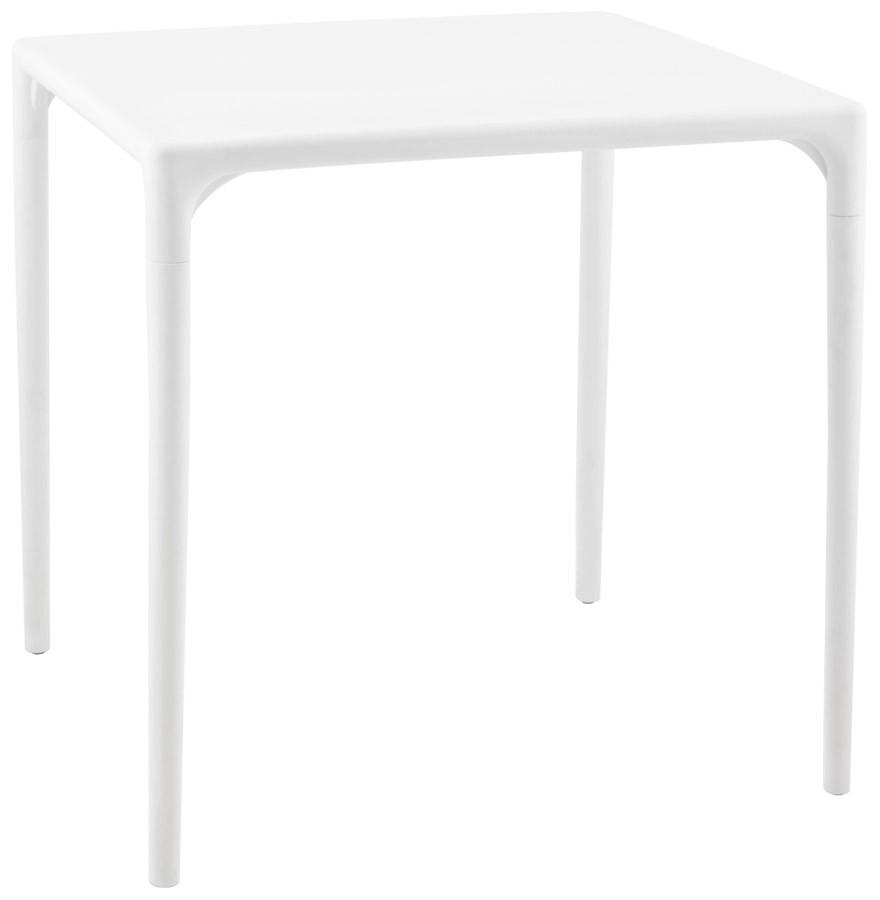 Design Witte Eettafel.Witte Design Eettafel Kuik