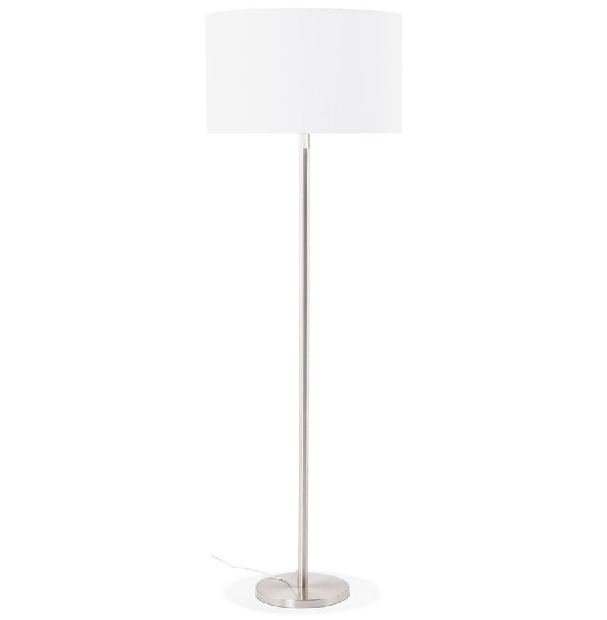 Witte Staande Lamp.Witte In De Hoogte Regelbare Design Staande Lamp Living Big
