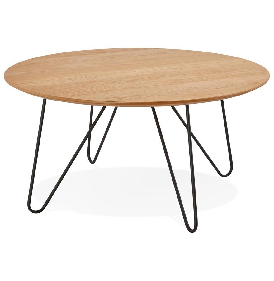Houten Salontafel Design.Lage Salontafel Pluto Van Natuurlijk Hout Design Tafel