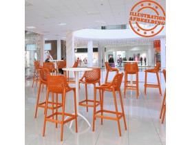 Oranje 'BROZER' tuintaboeret