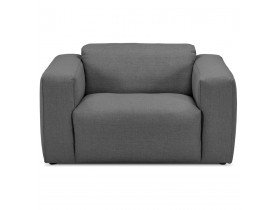 1,5-zits fauteuil 'CANYON MINI' donkergrijs