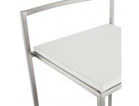 Witte, design barkruk 'DISKO'