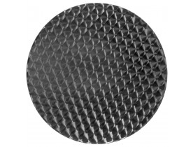 Rond tafelblad 'BARCA' Ø 70cm uit roestvrij staal