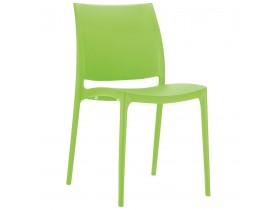 Designstoel ENZO' groen