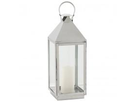 Lantaarn 'LIWA MINI' in aluminium en glas