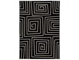 'MANIAK' 160/230 cm kortpolig design tapijt voor de woonkamer