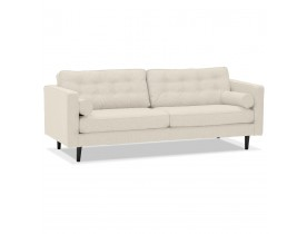 Beige stoffen rechte zetel 'STAGU XL' - Zetel met 3 plaatsen
