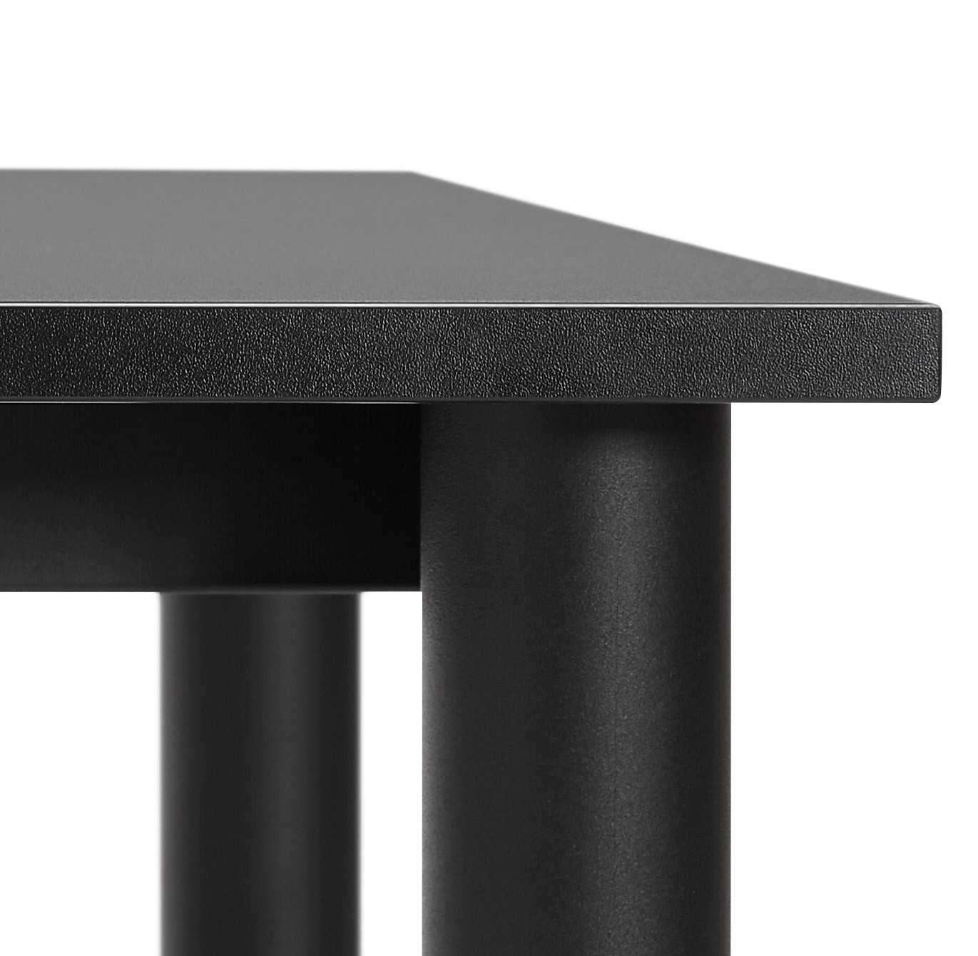 Bureau Design Gebruikt.Zwart Design Bureau Focus Vergadertafel 160x80 Cm