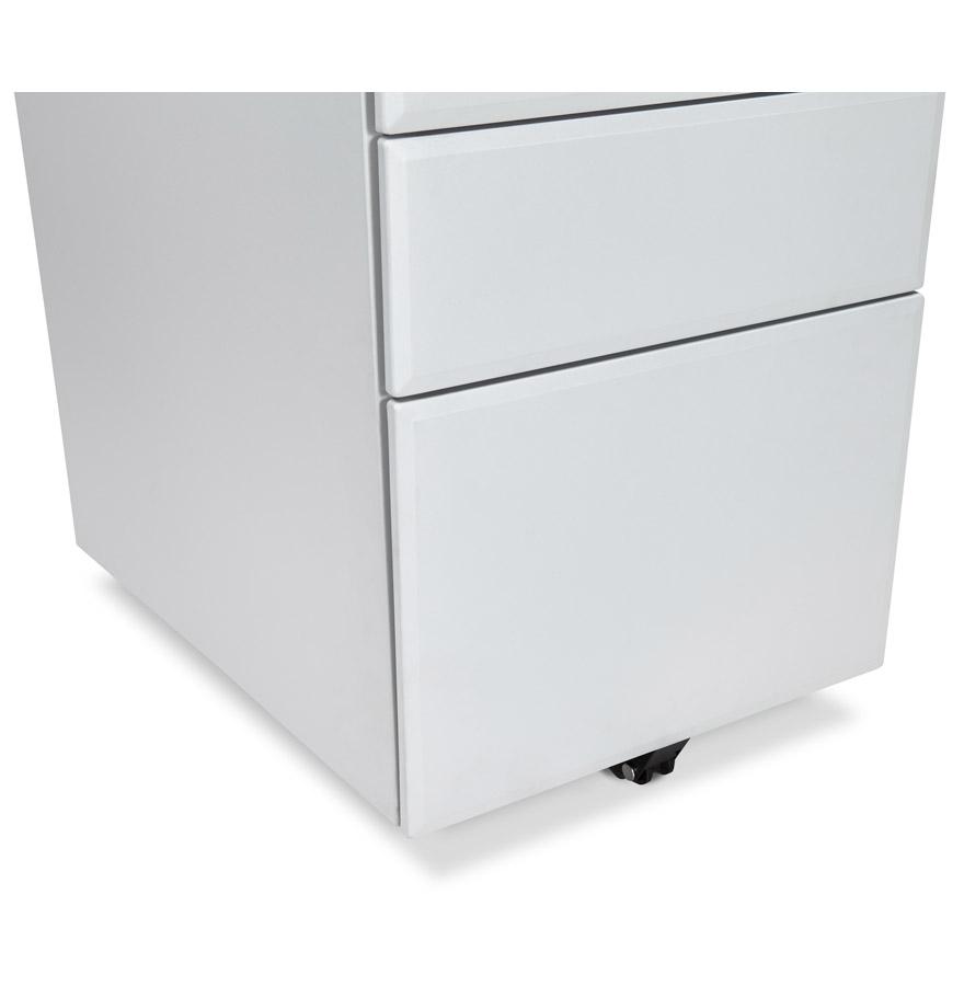 grijs opbergmeubel met laden dali voor bureau. Black Bedroom Furniture Sets. Home Design Ideas