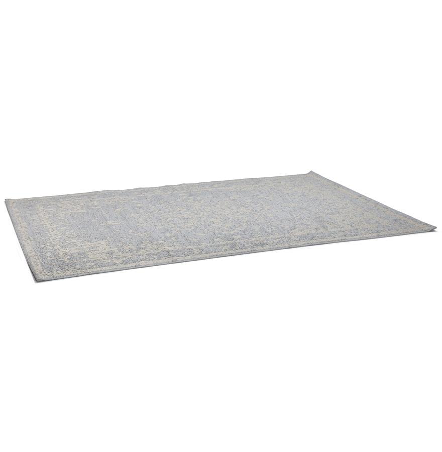 Tapis bohème ´DAVINCI´ 160/230 cm motifs gris