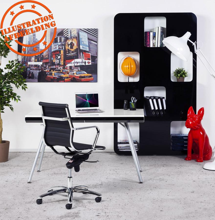 etag re design 39 domino 39 en bois noir et blanc mobilier design. Black Bedroom Furniture Sets. Home Design Ideas