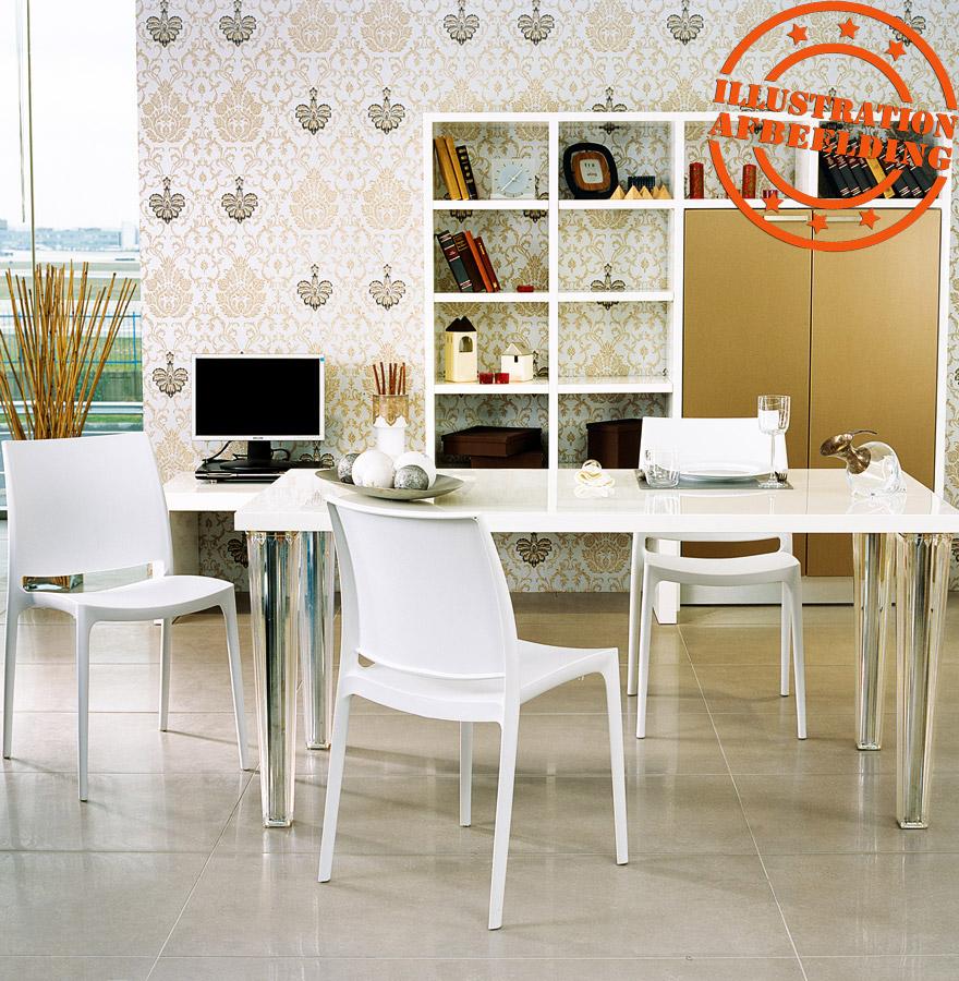 designstoel enzo oranje. Black Bedroom Furniture Sets. Home Design Ideas