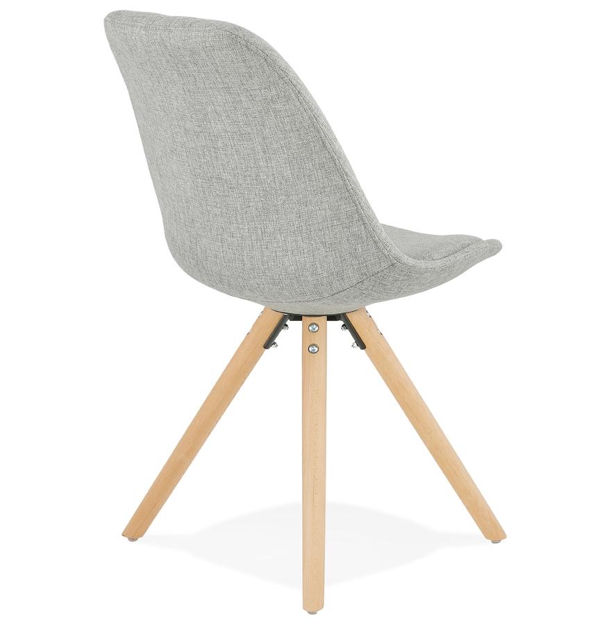 scandinavische stoel hiphop van grijze stof design stoel. Black Bedroom Furniture Sets. Home Design Ideas