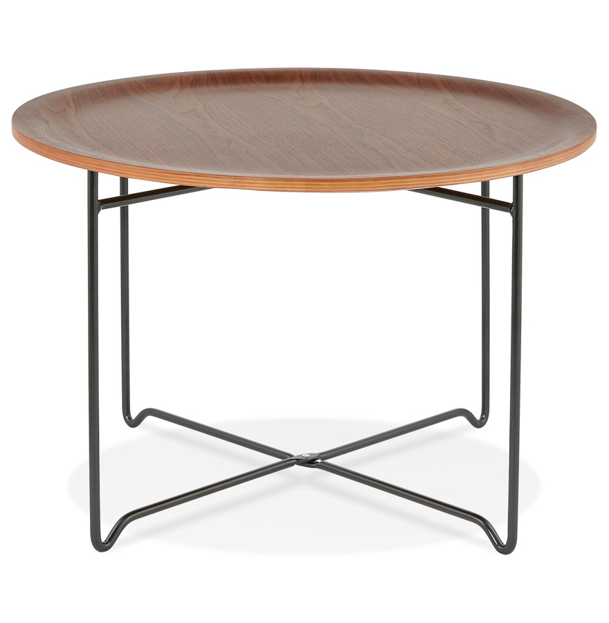 Table basse de salon imotep style industriel table design for Table basse style usine