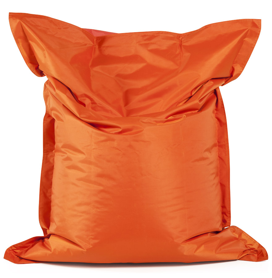 lazy mini orange orange newsite 04 1 - Pouf ´LAZY MINI´ orange/orange 130x100cm