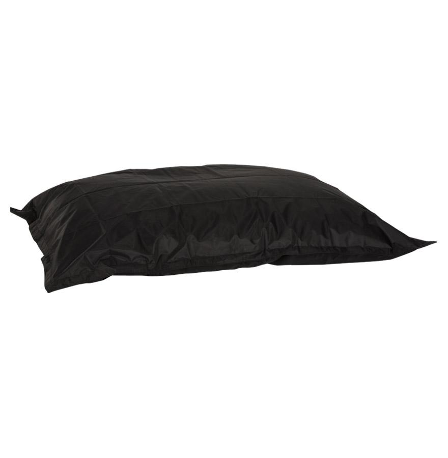 Pouf géant ´LAZY´ noir 180x140cm