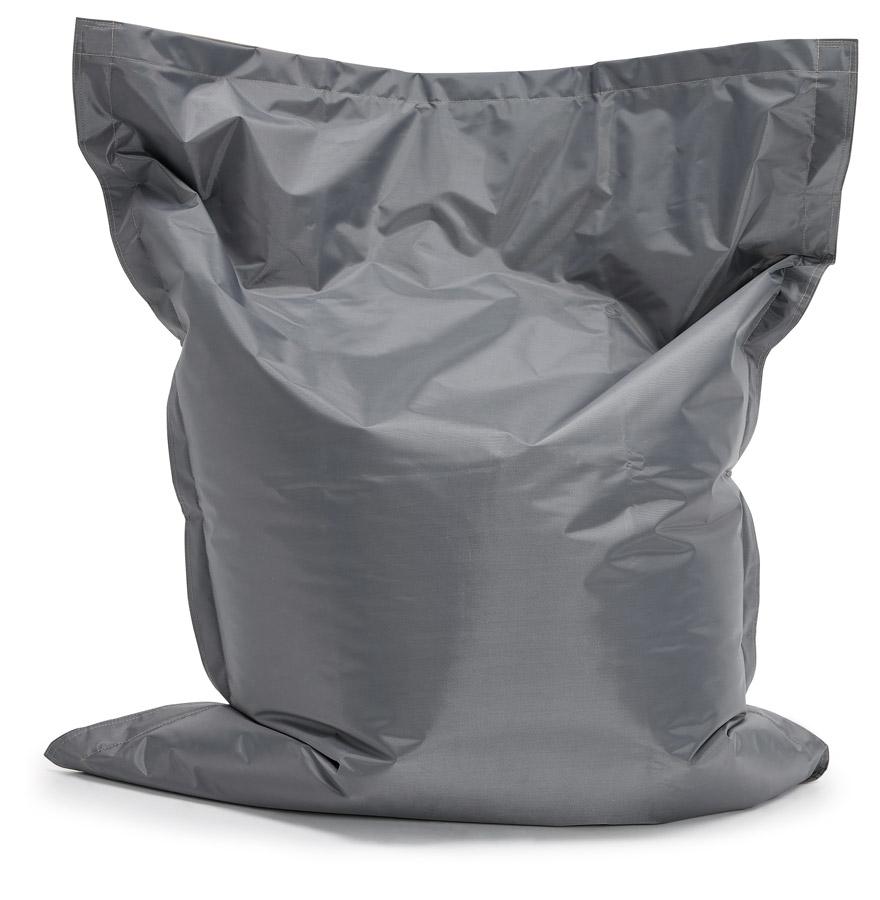 Pouf ´LAZY MINI´ gris/gris 130x100cm