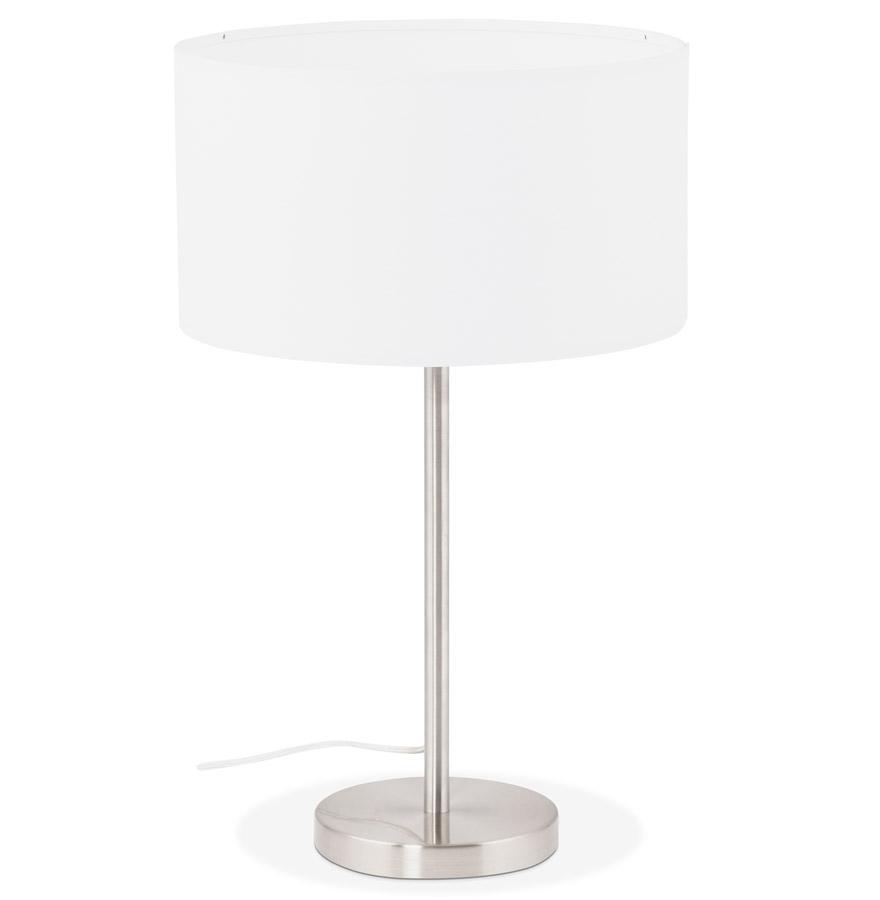 Lampe à poser ´LIVING MINI´ blanche réglable en hauteur