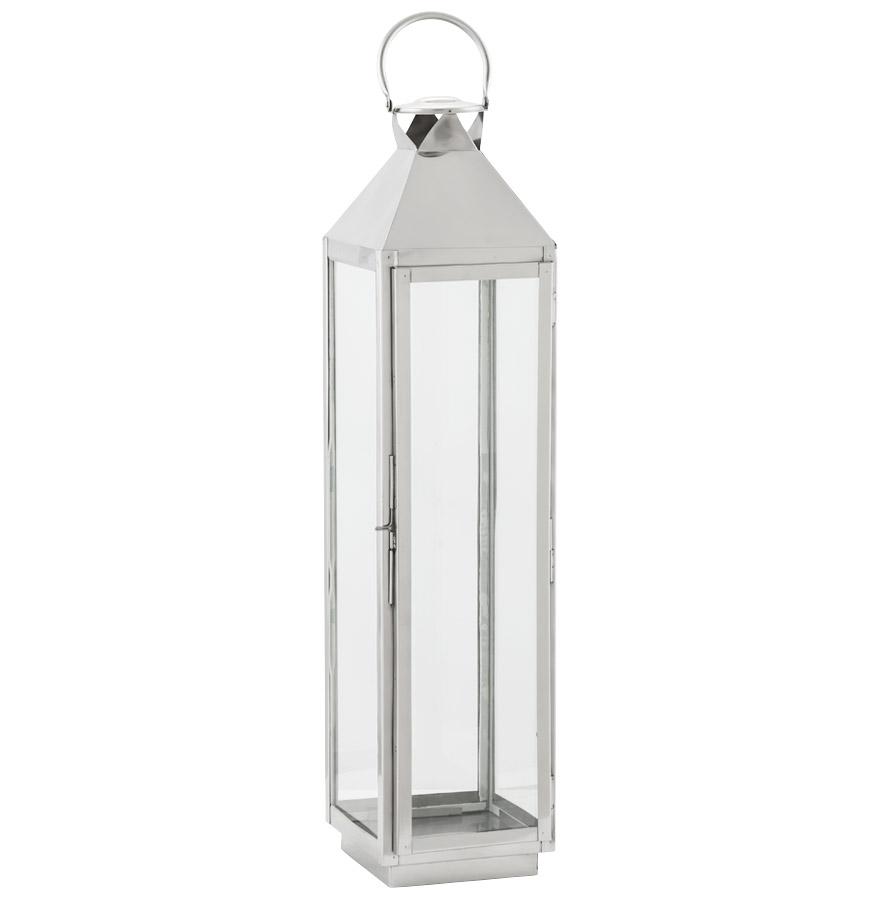 liwa big alu newsite 05 - Lanterne ´LIWA BIG´ en aluminium et verre