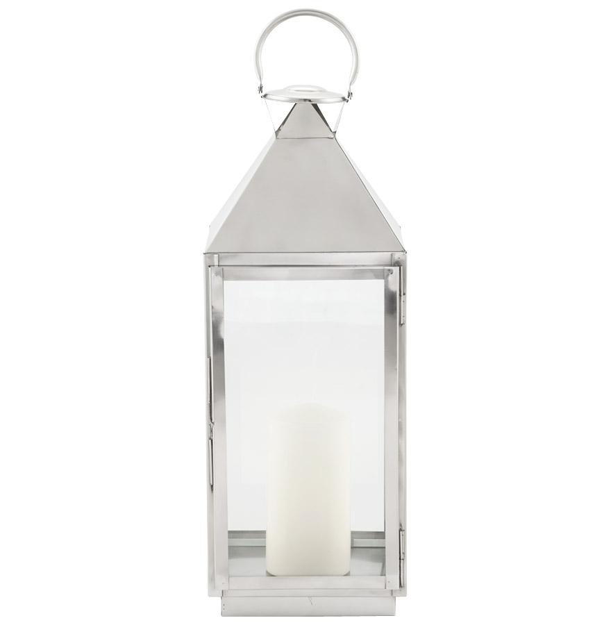 liwa mini alu newsite 03 - Lanterne ´LIWA MINI´ en aluminium et verre