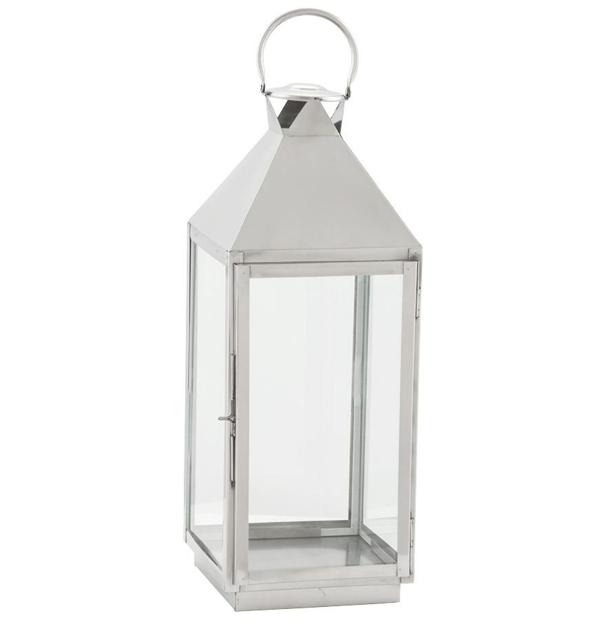 liwa mini alu newsite 06 - Lanterne ´LIWA MINI´ en aluminium et verre