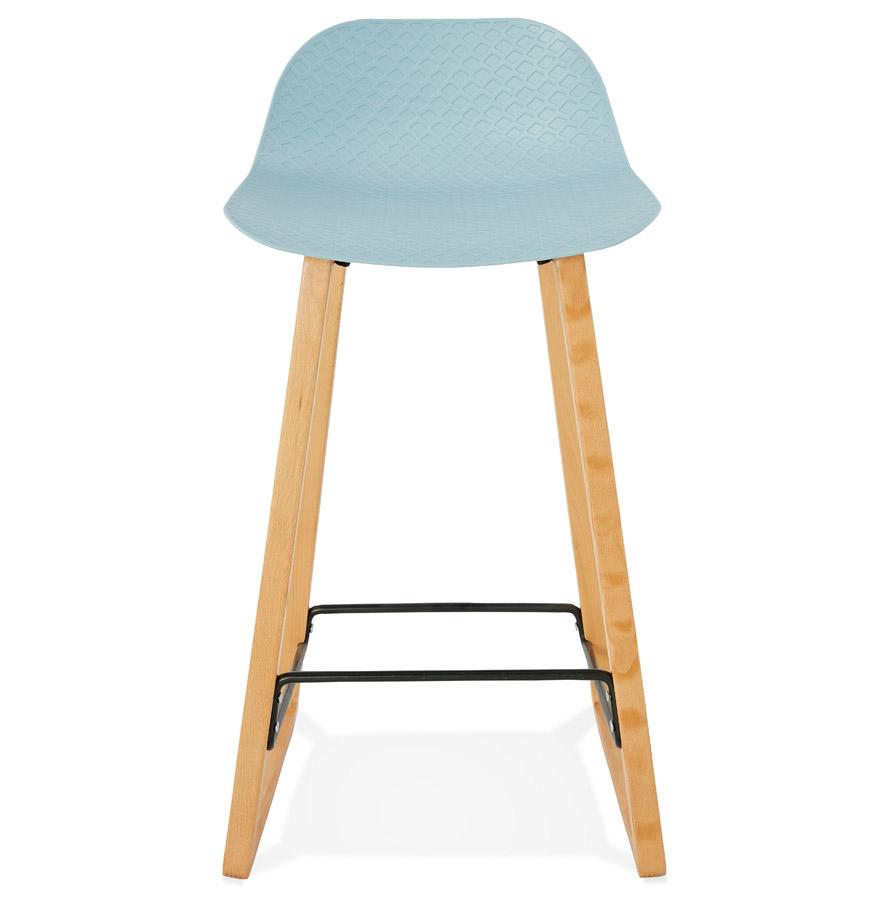 tabouret snack maki mini bleu style scandinave tabouret. Black Bedroom Furniture Sets. Home Design Ideas