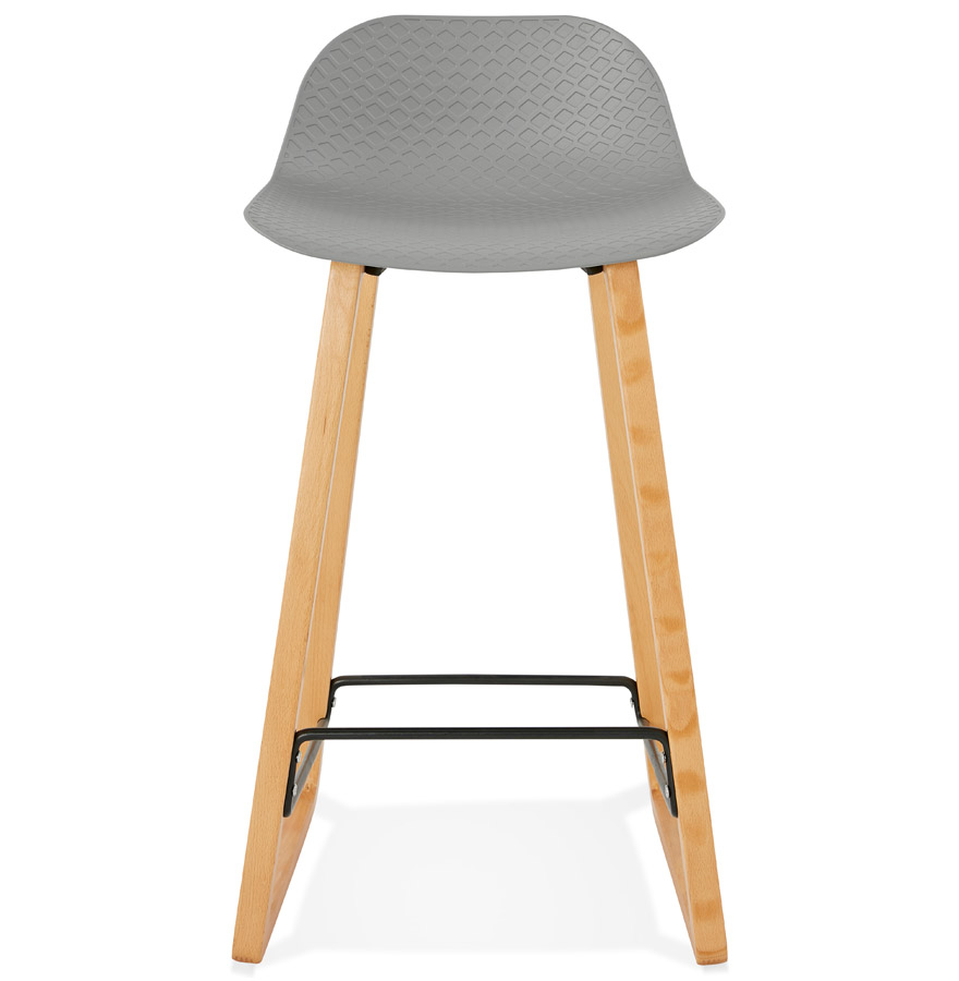 tabouret snack maki mini gris style scandinave tabouret design. Black Bedroom Furniture Sets. Home Design Ideas