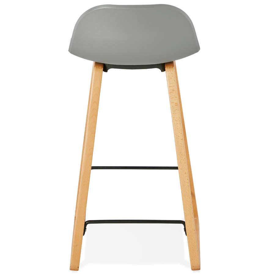 tabouret snack maki mini gris style scandinave tabouret design. Black Bedroom Furniture Sets. Home Design Ideas