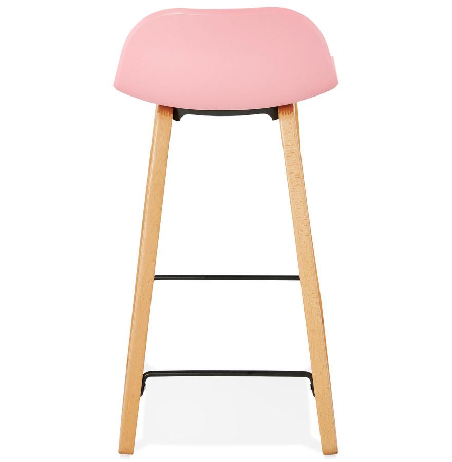 tabouret snack maki mini rose style scandinave tabouret design. Black Bedroom Furniture Sets. Home Design Ideas