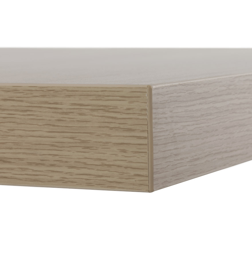 nato natural newsite 05 - Plateau de table ´NATO´ carré 68x68cm en bois finition naturelle